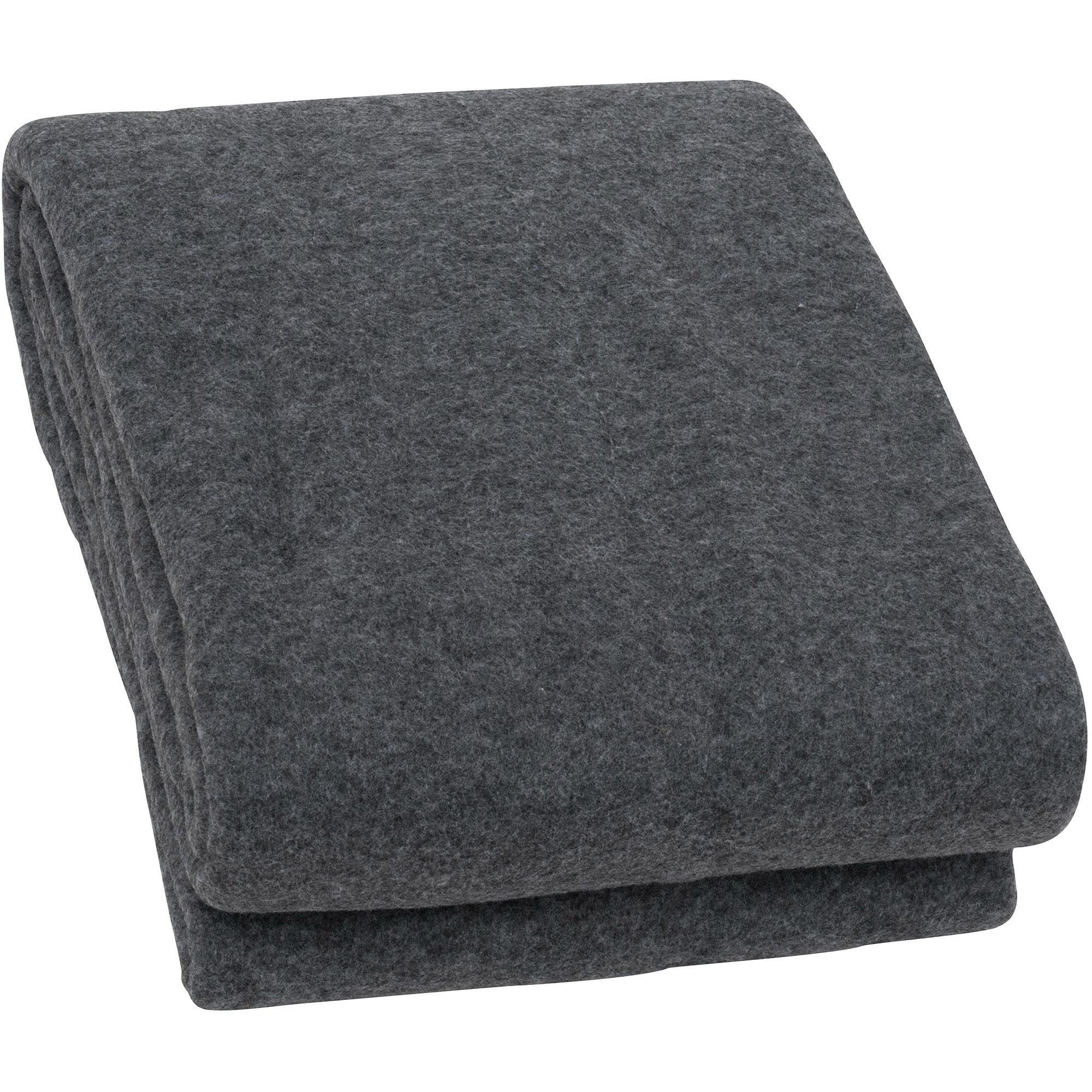 Mainstays OPP Blanket, Grey