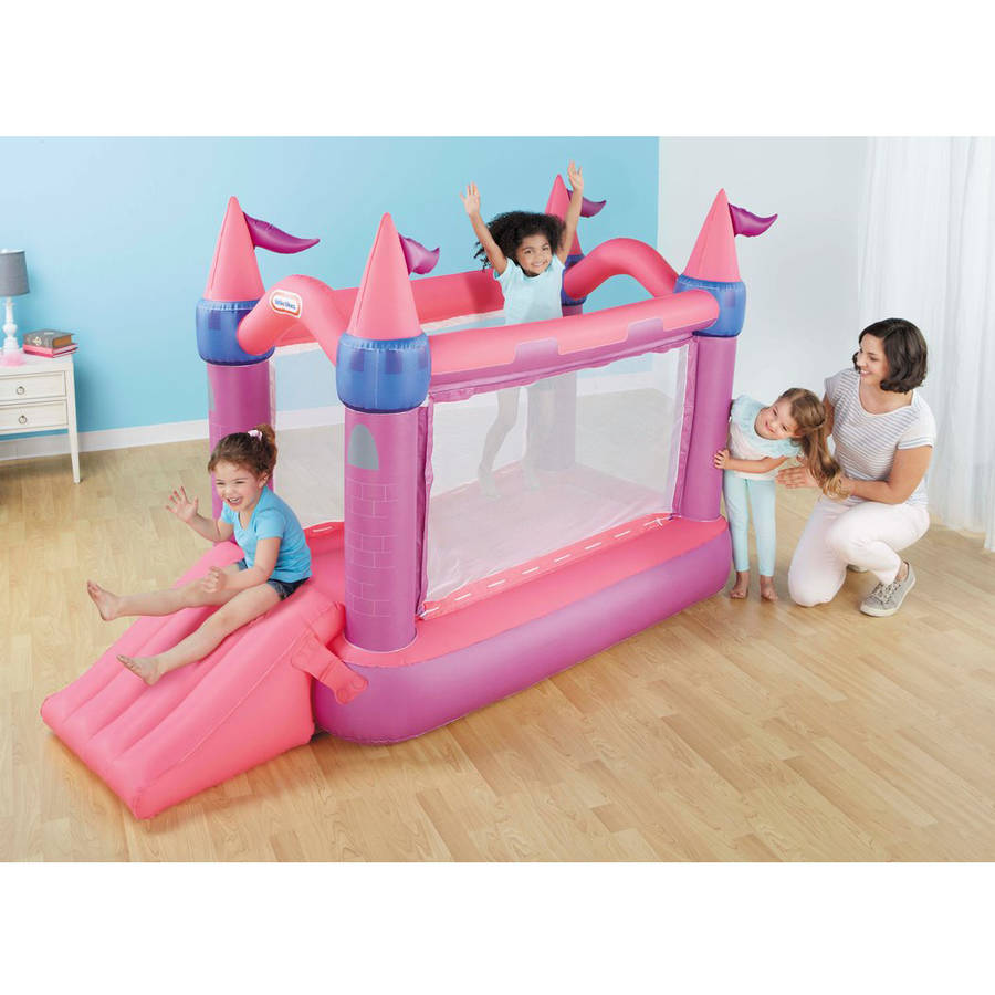 Little Tikes Princess Bouncer Indoor Inflatable
