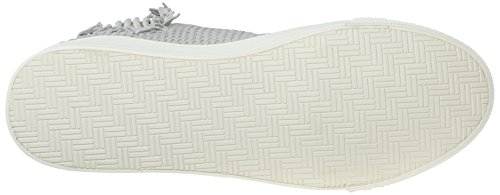 Loeffler Randall Women's Marlie Fashion Sneaker, Light Grey, 8.5 M US