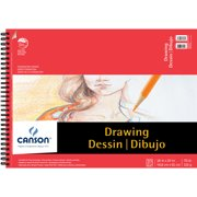 "Canson Foundation Series Drawing Pad, 18"" x 24"""