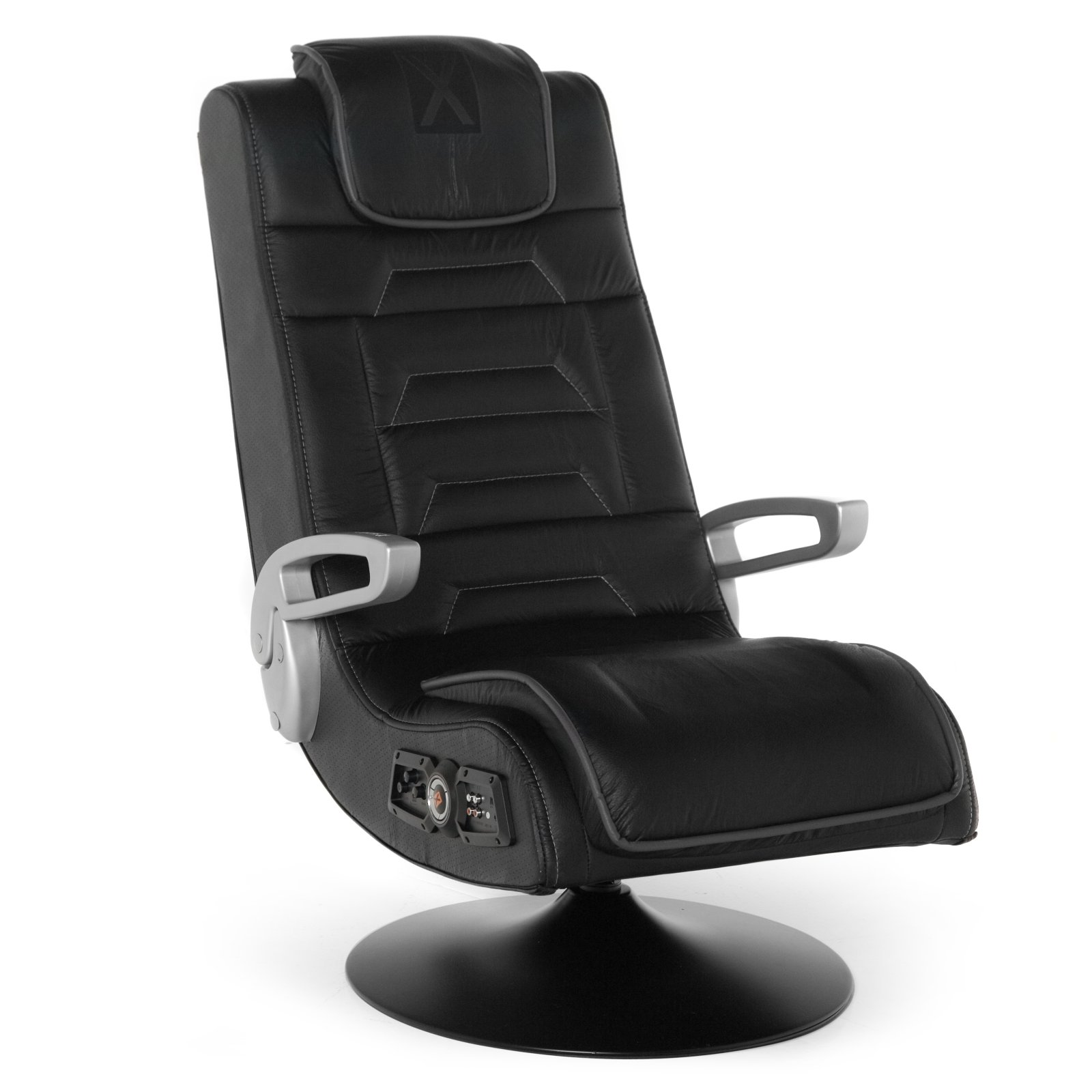 Merveilleux X Rocker 4.1 Pro Series Pedestal Wireless Game Chair 5129601