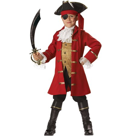 Child Premium Pirate Captain Costume Incharacter Costumes LLC 7003 - Kids Pirate Costume Ideas