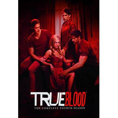 True Blood: The Complete Fourth Season (Widescreen)