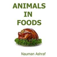Animals In Foods - eBook