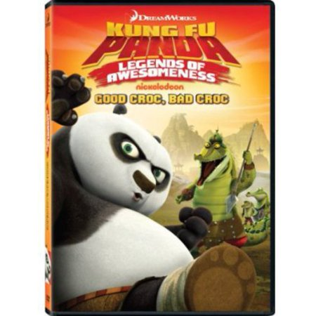 Kung Fu Panda: Legends of Awesomeness - Good Croc (Kung Fu Panda Legends Of Awesomeness 3)