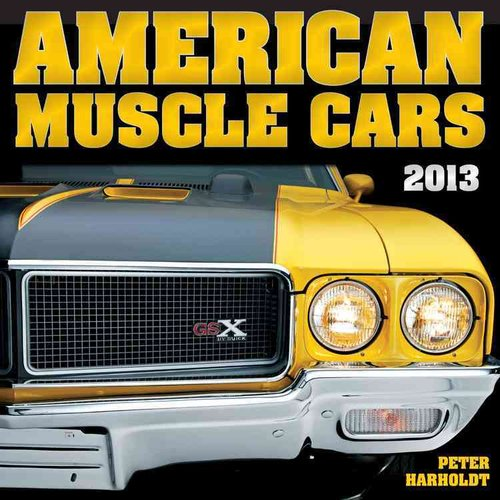 American Muscle Cars Calendar