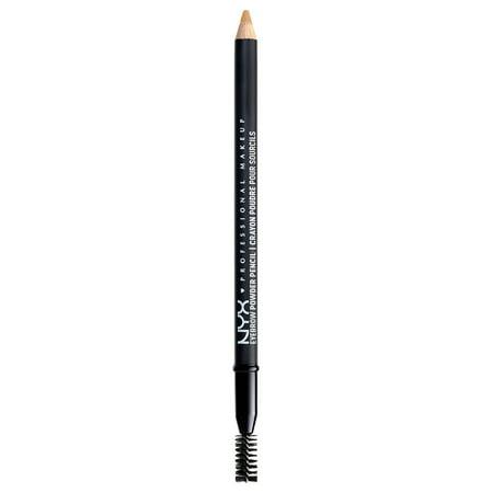 NYX Professional Makeup Eyebrow Powder Pencil, Blonde