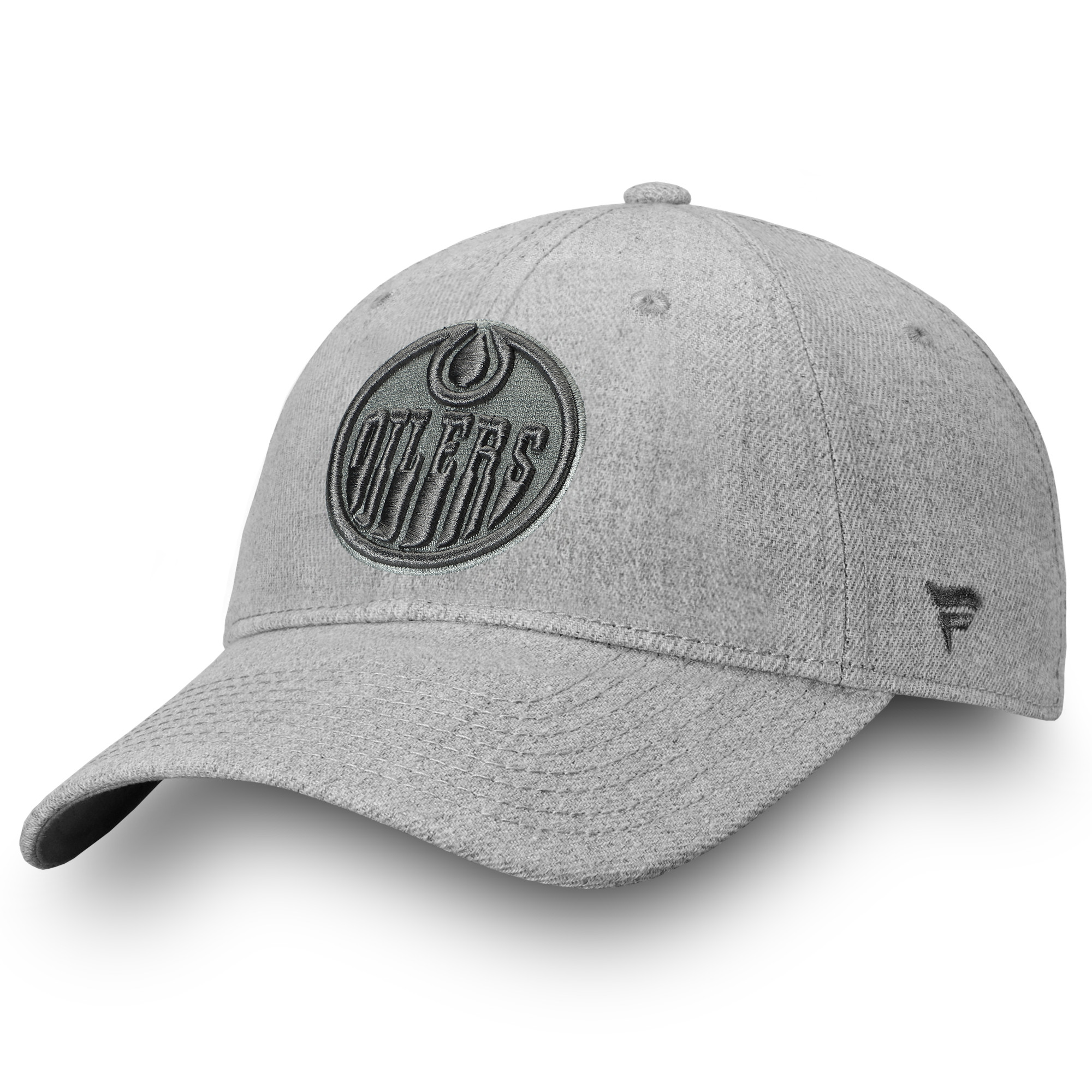... purchase edmonton oilers fanatics branded team haze adjustable snapback  hat gray osfa 66ef4 6082a 6f7887a9e5d1