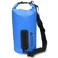 Leader Accessories New Heavy Duty Vinyl Waterproof Dry Bag for Boating Kayaking Fishing Rafting Swimming Floating and Camping