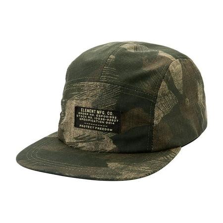 Element Men's Battalion Crown Camo Hat - Element Wool Hat