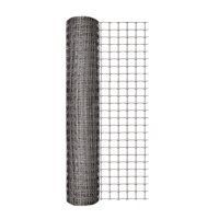 Expert Gardener 24 In. H x 50 Ft. L 1 In. Mesh Gray Plastic Netting