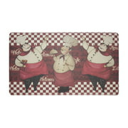"Chef Gear Chef Marcello Anti-Fatigue Gelness Kitchen Comfort Mat, 18"" x 30"", Multiple Sizes"