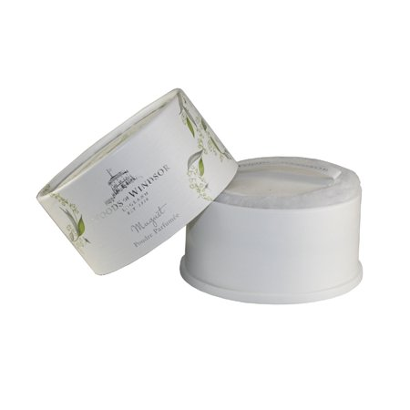 Lily Of The Valley Body Dusting Powder With Puff 3 5 Oz