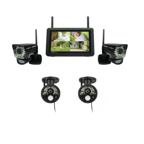 Uniden UDR780HD plus UDRC57HD -2 Wireless Security Camera...