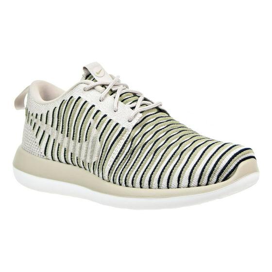 e5230d5716f24 Nike - Nike Roshe Two Flyknit Women s Shoes String Neutral Olive ...