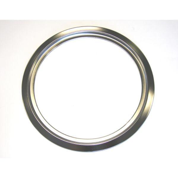 WB31X5014 GE 8 Inch Chrome Trim Ring Genuine OEM WB31X5014