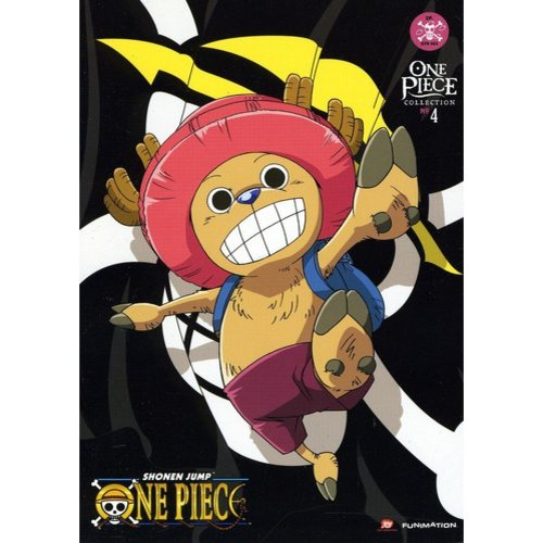 One Piece: Collection Four (Japanese)