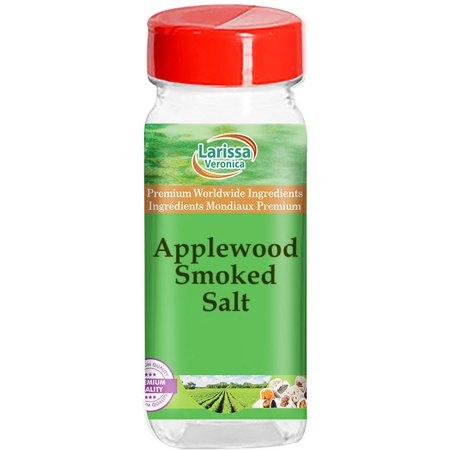 Applewood Smoked Salt (4 oz, ZIN: 526399)