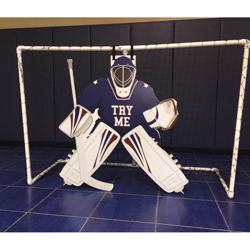 Dek Hockey Practice Goalie by Victory Store