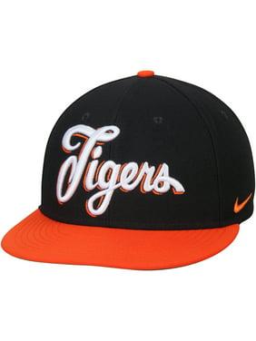 big sale 63d69 68543 Product Image Detroit Tigers Nike Script True Snapback Adjustable Hat -  Navy - OSFA