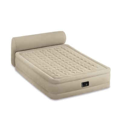 "Intex Queen 18"" DuraBeam Ultra Plush Headboard Airbed ..."