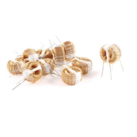 Lot de 10Toroid Core Mode Commun inducteur Choke 1.5MH 50Mohm * 1.5A Coil - image 1 de 1