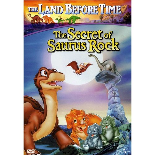 The Land Before Time VI: The Secret Of Saurus Rock (Full Frame)
