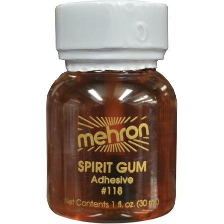Spirit Gum 1-Ounce Adult Halloween Accessory for $<!---->