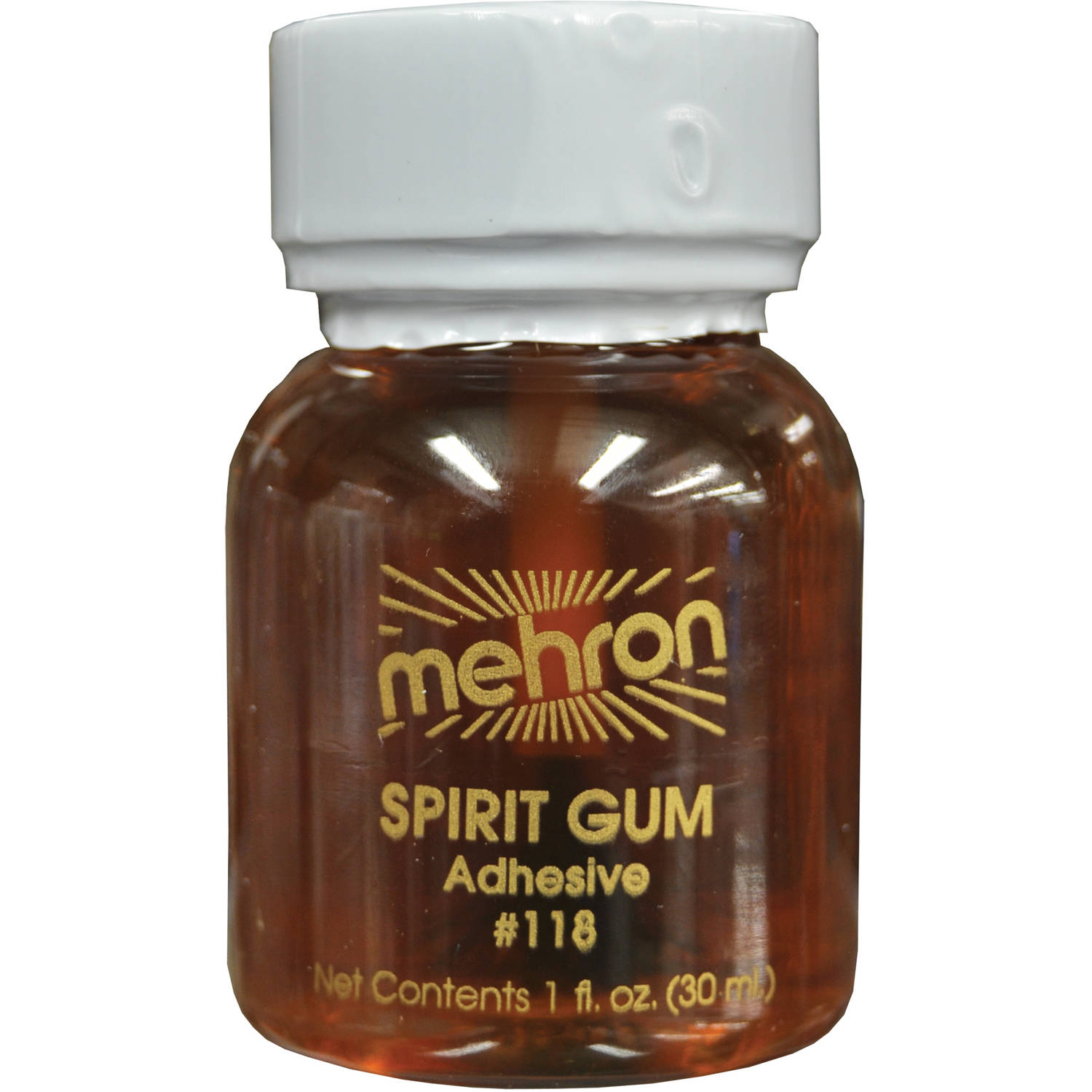 Spirit Gum 1-Ounce Adult Halloween Accessory