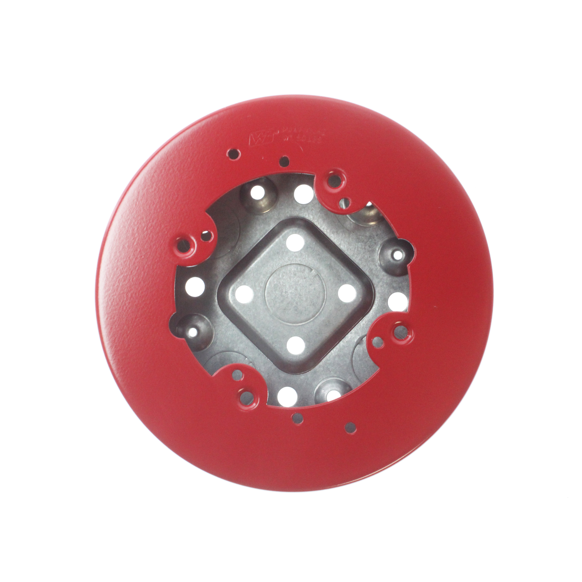 Wiremold V5738A-RED 500/700 Series Fire Alarm Fixture Box, Red