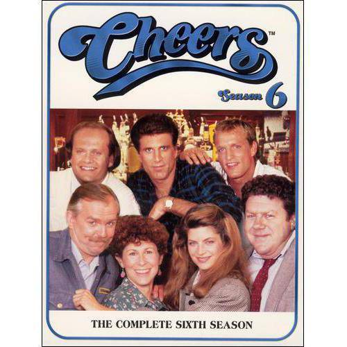 Cheers: The Complete Sixth Season (Full Frame)
