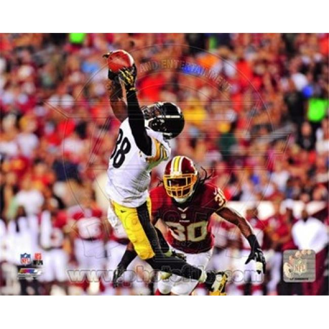 Photofile PFSAAQC13701 Emmanuel Sanders 2013 Action Sports Photo - 10 x 8