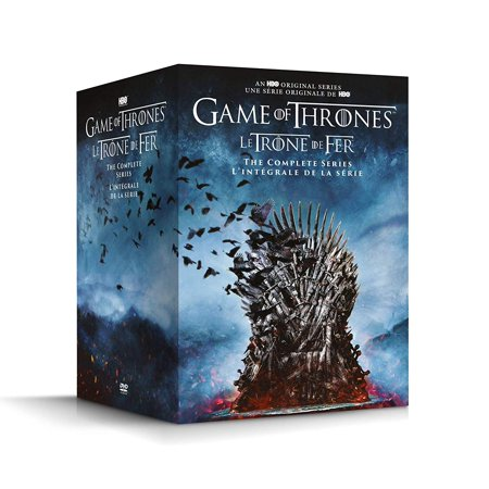 Game of Thrones: Complete Series(DVD) - image 1 of 1