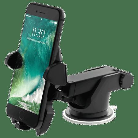 sale retailer 74175 5390c iOttie Easy One Touch 2 Car Mount Universal Phone Holder for iPhone X 8/8  Plus 7 7 Plus 6s Plus 6s 6 SE Samsung Galaxy S8 Plus S8 Edge S7 S6 Note 8 5