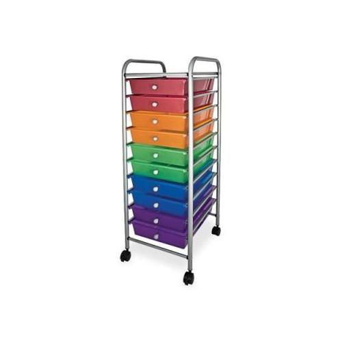 Advantus 10-drawer Organizer AVT34004