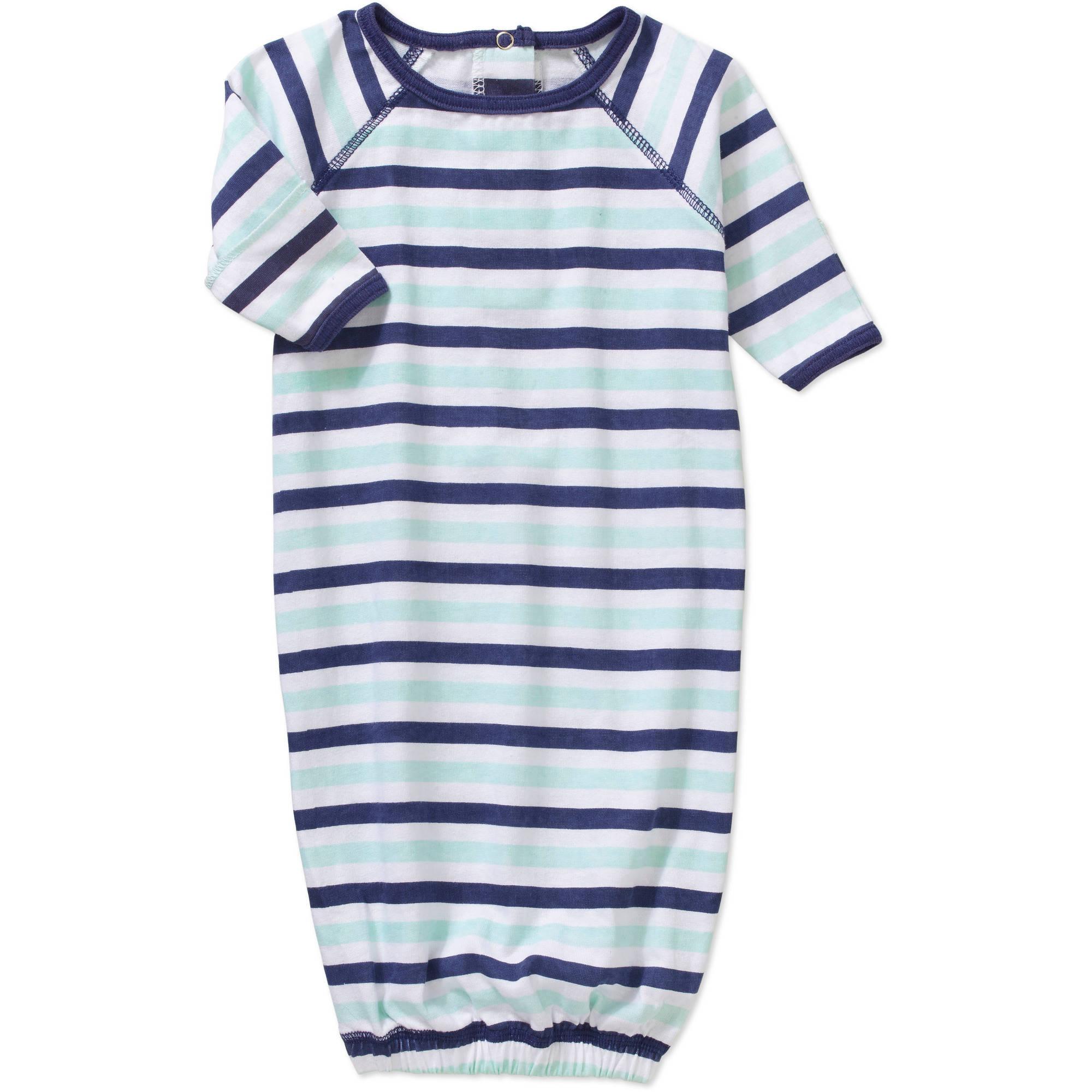 Introspect Newborn Baby Boy Sleep Gown