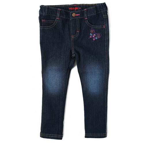 Wrangler Baby Toddler Girl Skinny Jeans