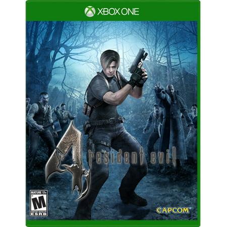 Resident Evil 4, Capcom, Xbox One