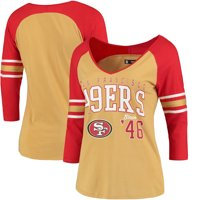 Product Image San Francisco 49ers 5th   Ocean by New Era Women s Blind Side  3 4- eaabf8b38