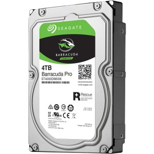 "Seagate Barracuda Pro ST4000DM006 4TB 3.5"" Int Hard Drive 7200rpm 128MB Buffer by Seagate"