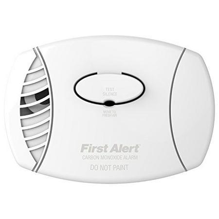 First Alert CO600 Plug In Carbon Monoxide Alarm , 120V (First Alert Co600 Plug In Carbon Monoxide Alarm)