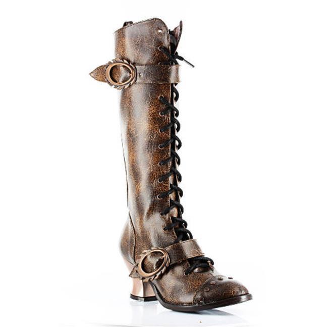 VINTAGE-BRWN-8 Vintage Shoe - 8 Brown - Size  8 - 5100fa