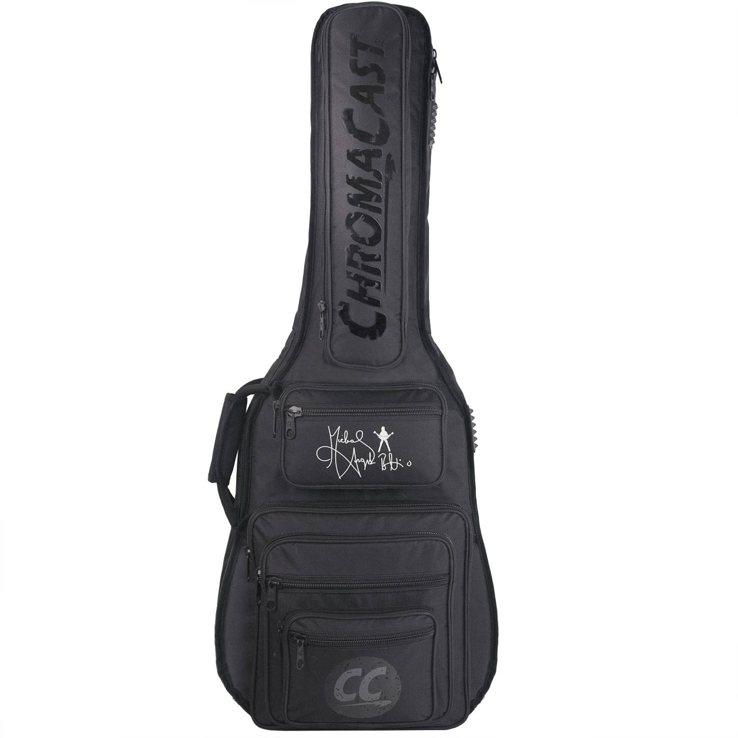 ChromaCast Pro Series Michael Angelo Batio Signature Electric Guitar Padded Gig Bag by ChromaCast