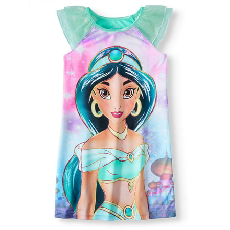 Girls' Jasmine Pajama Nightgown