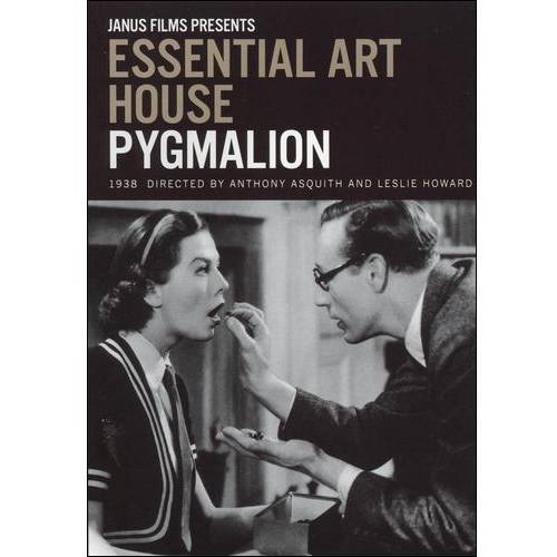 Essential Art House: Pygmalion (Criterion Collection) (Full Frame)