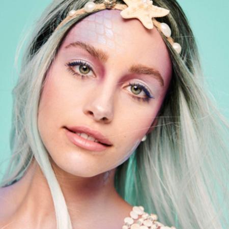 Mermaid Halloween Makeup Collection