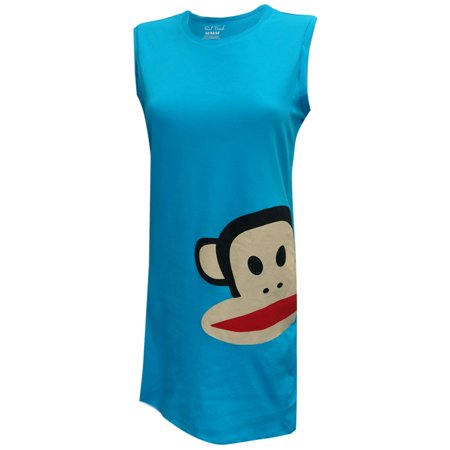 Paul Frank Just Julius Turquoise Night Shirt - Paul Frank Merchandise