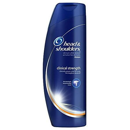 Head   Shoulders Clinical Strength Dandruff Shampoo 13 5 Oz