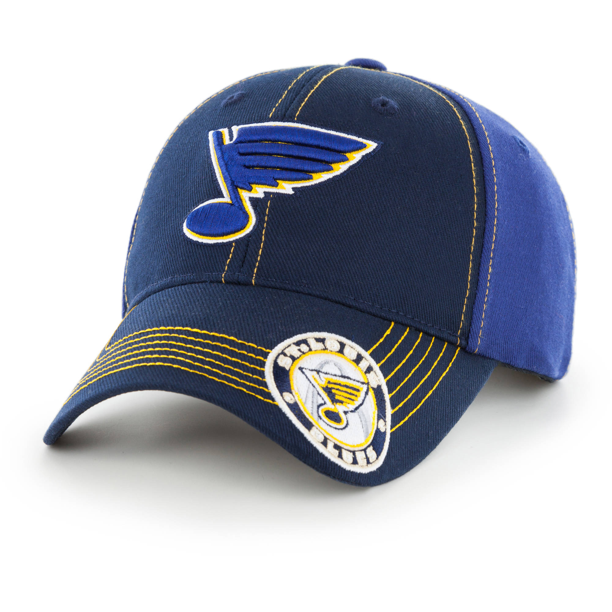 NHL St. Louis Blues Revolver Cap
