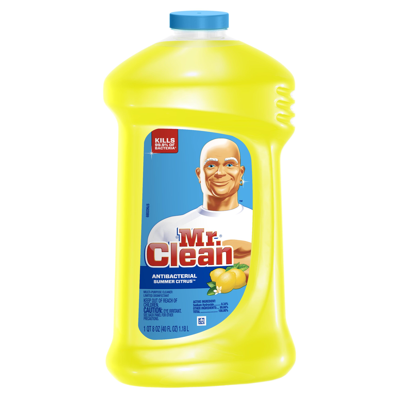 732642c59f3c3 Mr. Clean Antibacterial Multi-Surface Cleaner